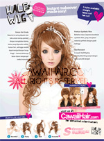 Cawaii! was featured on S&S Magazine July Edition!